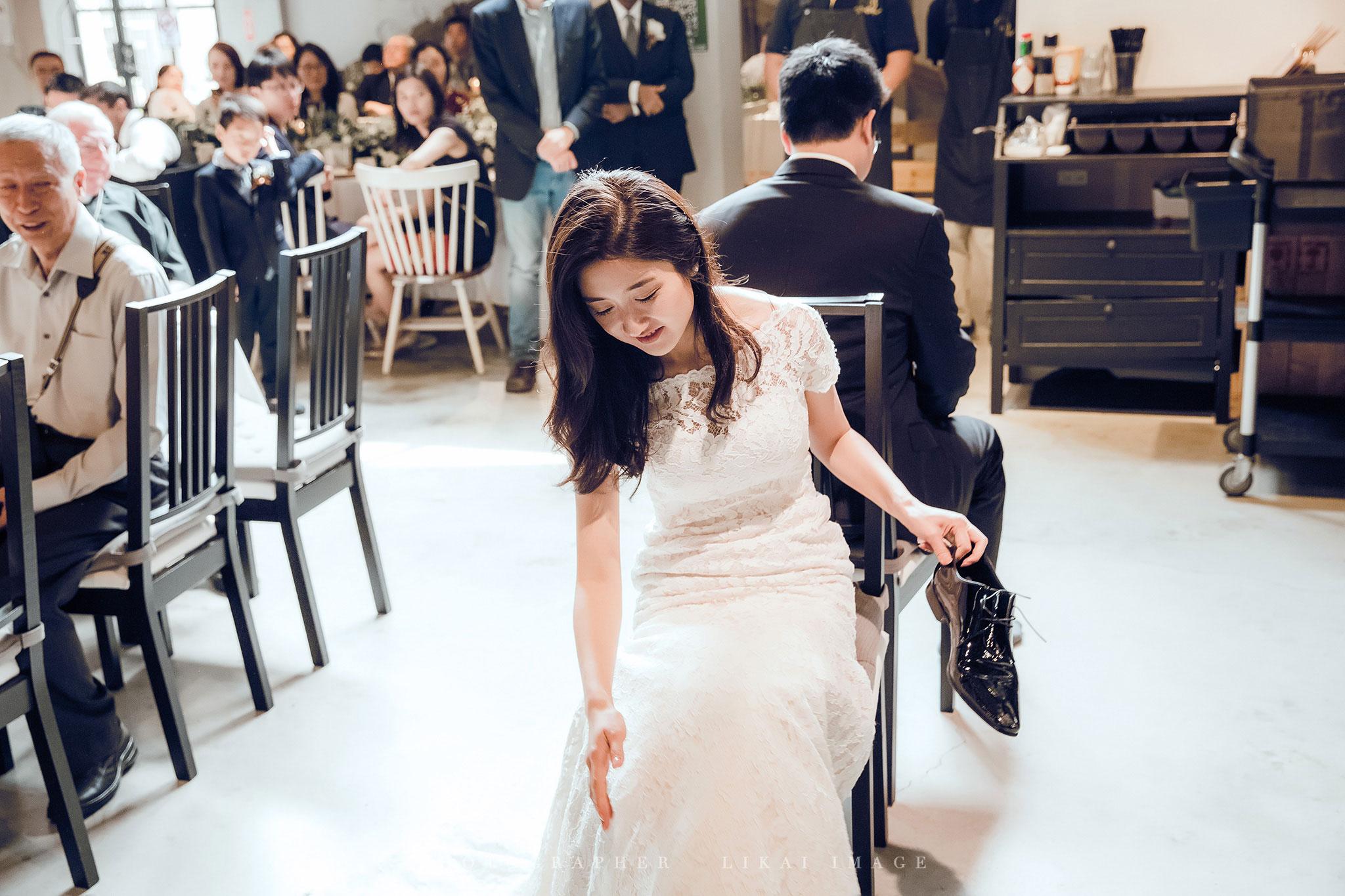 婚禮紀錄 - Helen & Kendrick - 美軍俱樂部