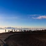 Watching the sunset Mount Haleakala Maui Hawaii thumbnail