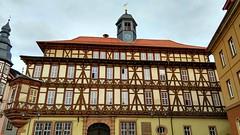 Vacha (cangaroojack) Tags: vacha thüringen deutschland wartburgkreis werra stadt altstadt thuringia germany german town old small townhall rathaus