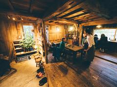 Goryo Cafe (Furano, Hokkaido, Japan) (Robert Thomson) Tags: hokkaido japan hiking hokkaidohiking hokkaidowilds furano mtfurano camping foggyweather longweekend