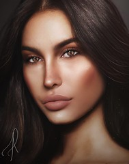 Maddison Houtther (A. Doutzen) Tags: photoshop client hair black second life secondlife world girl