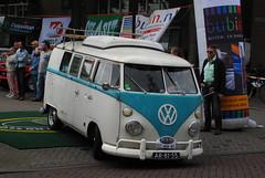 1966 Volkswagen Transporter 1600 (T1) (rvandermaar) Tags: 1966 volkswagen transporter 1600 t1 volkswagent1 vwt1 volkswagentransporter vwtransporter sidecode1 import ar8155