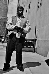 TouristHunter (Street Witness) Tags: black white street photography fidi new york city wtc 28mmcanonfdmountmanualfocuslens 15cropfactor42mmlens