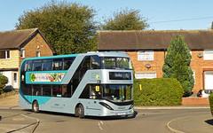 Nottingham City Transport 428 (SRB Photography Edinburgh) Tags: nottingham city transport buses bus sky blue 45 travel uk england