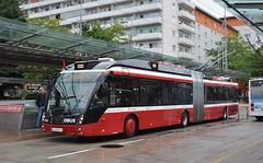 Salzburg, Südtirolerplatz 11.08.2017 (The STB) Tags: bus autobus autobús busse trolleybus oberleitungsbus obus austria österreich salzburg publictransport citytransport öpnv