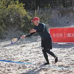 Liepājas meistarsacīkstes pludmales tenisā 2018. 22.-23.septembris