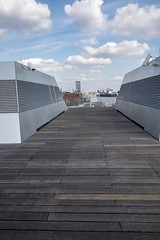 Hamburg hyperlapse - Nordakademie (Carandoom) Tags: 2018 hamburg nordakademie summer germany hambourg hyperlapse sony alpha7 a7 iii sky clouds sunny day