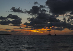 2017-04-22_05-43-52 Before Dawn (canavart) Tags: sxm stmartin stmaarten fwi caribbean sunrise dawn orientbeach orientbay beach morning cloudsstormssunsetssunrises