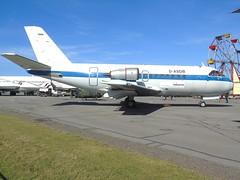 D-ASDB VFW-Fokker 614 (c/n G19) Kemble (andrewt242) Tags: dasdb vfwfokker 614 cn g19 kemble