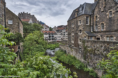 (Stratos28) Tags: deanvillage edinburgh scotland uk nikon d750 24120f4 creek