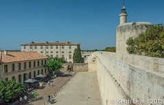 Aigues-Mortes  part of the walls (keithhull) Tags: aiguesmortes town thirteenthcentury historic gard occitanie camargue walls france 2018