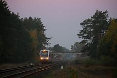 SA131-001 (pedro4d) Tags: nikon d800 tamron 150600 pkp pr kolej pociąg train zug szynobus człuchów