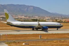 N739MA Boeing 737-8Q8 Miami Air International Transavia AGP 25-09-18 (PlanecrazyUK) Tags: lemg malaga–costadelsolairport malaga costadelsol n739ma boeing7378q8 miamiairinternational transavia agp 250918