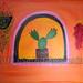 """Ventana"" by Ce Ce, acrylic, $35.00"