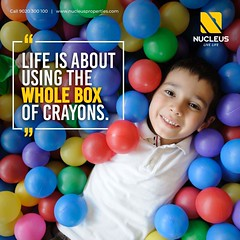 """""""Life is about using the whole box of crayons.""""    Live Life With Nucleus Premium Properties. #LiveLife #livelifetothefullest #LuxuryApartment   #Kerala #Kochi #India #LuxuryHomes #Architecture #Home #Construction  #Elegance #Environment #Elegant  #Beauty (nucleusproperties) Tags: beautiful life livelife kochi elegant style kerala luxuryapartment luxurylife livelifetothefullest lifestyle india luxury villa comfort apartment nature architecture luxuryhomes interior gorgeous design elegance environment beauty exquisite view construction atmosphere home"""
