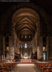 OHNY Weekend 2018 (20181013-DSC02020) (Michael.Lee.Pics.NYC) Tags: newyork ohny ohnywknd openhousenewyork cathedralchurchofsaintjohnthedivine church architecture religion symmetry episcopal sony a7rm2 fe1635mmf28gm morningsideheights