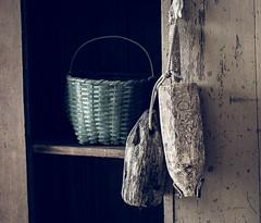 Yesteryear (denis_hehman) Tags: buoys basket d500 sigma 50150 workboat