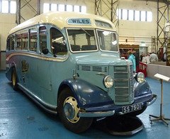 Wiles SS 7501 (mj.barbour) Tags: wiles ss 7501 bedford ob 1950 duple