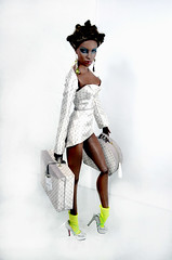 LV (FBJDcollector) Tags: xclusively rnd fashion lv logo couture sybarite kumalo doll fashiondoll vinyl 16