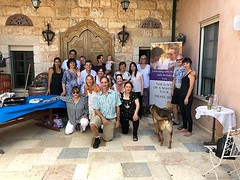 Day 5 The Love of a Master Tour Jerusalem 2018 completes with our excursion to the mount ?Celebrating John-Roger's 84th Birthday (Tour El Amor de un Maestro, en Israel) Last day of workshop we have surprises today stay tuned in. @spiritlty @msiaorg @msia_ (jrintegrity924) Tags: johnroger msia jsu garcia integrity spiritual teacher israel jerusalem love light spirit god jesus
