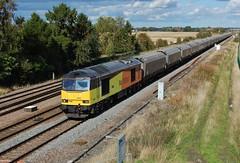 60021 (paul_braybrook) Tags: class60 gbrf coltonjunction biomass york northyorkshire freight diesel railway trains