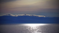 Morning Clouds (endresárvári) Tags: croatia sea water morning dawn sunrise lovran fiume adria blue clouds cloud