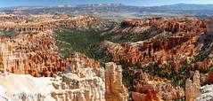 20180921 Bryce Canyon-0077-Pano.jpg (Mark Harshbarger Photography) Tags: nationalpark brycecanyon utah panorama redrocks canyon