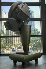 Offering (Ricky Leong) Tags: art sculpture calgary alberta canada random urban photowalk