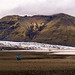 Where the Glacier Ends (cezary.morga) Tags: landscape nature people iceland glacier mountains clouds