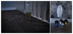 Happy Halloween (Ed Swift) Tags: 1835mmf18 1835mmf18art 7d2 canon danbo danboard halloween hedgehog revoltech sigma sigma1835mmf18art spooky sylvanianfamilies toys
