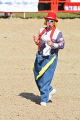 RODEO CLOWN (concep1941) Tags: rodeo people act