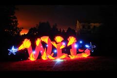 * Wil * (-ABLOK-) Tags: lightpainting lights lpwa lpwalliance longexposures nights nightphotography artworks lightart lovethenight nocturna longexpo nightshooterz graffiti graff wil4416 ablok