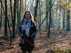 Patty op de Hoge Veluwe (ome.henk) Tags: amsterdamhenkwieland herfst hogeveluwe landal miggelenberg veluwe bomen bos landscape landschap 2018 kootwijk burgers natuur zand dieren