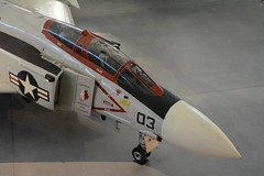NASM_0544 McDonnell F-4S Phantom II VMFA-232 (kurtsj00) Tags: nationalairandspacemuseum nasm smithsonian udvarhazy mcdonnell f4s phantom ii vmfa232