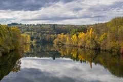 Poncin - L'Ain-003 (Claude Roth) Tags: pont bridge rivière river ain france poncin hdr