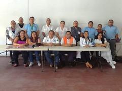 Taller de primeros auxilio en Mejicanos - SS - 04Oct18 b