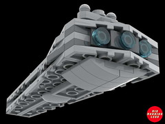Imperial Star Destroyer MOC render 2 (Midmorning Lego) Tags: starwars stardestroyer spaceship empire sw starwarsfanart scifi spacecraft space empirestrikesback legomania spacetravel legophotos legorender bricks legominiature legos cg render studio microspacetopia sciencefiction