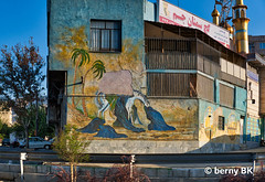 Paint building ♫ (bernard78br) Tags: 35mm fujinonxf35mmf2rwr fujifilm fujifilmxpro2 fujinon iran lens lightroomcc logicieltraitementimages pays photographie photographiematerieletlogiciels téhéran xpro2 xf35f12