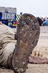 Sandal (8mm & Other Stuff) Tags: newbrighton liverpoolgiants canon 600d people