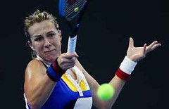 PAVLYUCHENKOVA E VAN UYTVANCK SUPERANO IL PRIMO TURNO AL TORNEO DI LINZ (TennisStreaming) Tags: tennis grand slam stefano calzolari