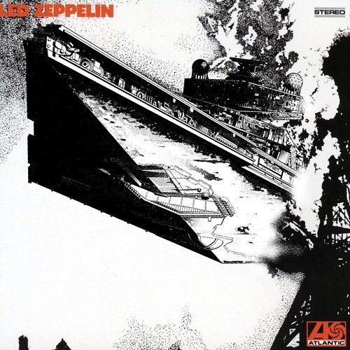 Led zeppelin album cover - a photo on Flickriver