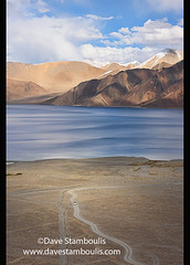 The narrow road to beautiful Pangong Lake, the jewel of Ladakh, India (jitenshaman) Tags: travel worldtravel destination destinations asia asian india indian ladakh ladakhi landscape landscapes mountain nature outdoors mountains lake lakes changthang blue deep alpine clouds cloudy weather highaltitude scenic touristattraction sightseeing gem deepblue pangong pangonglake nubra water still serene paradise road tourism route tour car tourist drive adventure