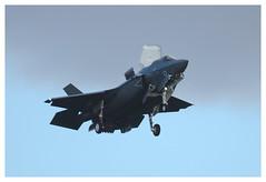 617 Squadron Lightning ZM147 (Ciaranchef's photography.) Tags: f35lightningii 617sqn dambusters militaryaviation miltaryaircraft royalairforce raf iwmduxford duxford airshow nikonaviation nikond7000 tamron150600
