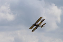 IMG_5175 edit (routemaster2217) Tags: clactononsea clactonairshow clactonairshow2018 airshow airdisplay aviation aircraft aeroplane bremontgreatwardisplayteam biplane triplane wwi worldwarone worldwar1 greatwar