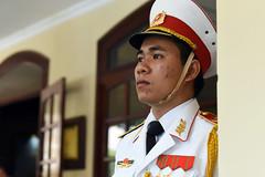 181017-D-BN624-0302 (Secretary of Defense) Tags: ussecretaryofdefensejamesnmattis jamesmattis jimmattis secretaryofdefense dod secdef vietnam vietnameseministerofnationaldefensengoxuanlich hochiminhcity