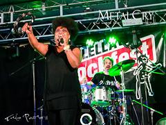 The Bellrays @Calella Rockfest, Calella(Barcelona)// 13/10/2018