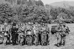 DSC_6353 (Rivo 23) Tags: bdz bulgarian state railways steam locomotive 0123 dampflok world war 2 event reconstruction ww2 battle bulgaria germany historic 1944 september операция девебаир гюешево втора световна война битка парен локомотив влак българска войска