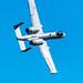 A-10C BREAKING AWAY IN THE IDAHO BLUE