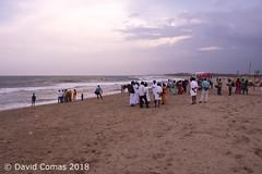 Mahabalipuram - Mahabalipuram Beach (CATDvd) Tags: catdvd davidcomas httpwwwdavidcomasnet httpwwwflickrcomphotoscatdvd august2018 bhāratgaṇarājya india índia republicofindia repúblicadelíndia repúblicadelaindia भारतगणराज्य nikond7500 mahabalipuram mamallapuram sevenpagodas மகாபலிபுரம் மாமல்லபுரம் tamilnadu tamiḻnāṭu தமிழ்நாடு mahabalipurambeach atardecer capvespre dusk postadesol puestadesol sunset beach platja playa portrait retrat retrato