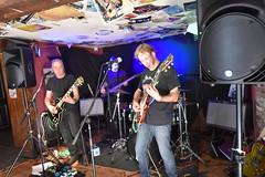 WHF_5320 (richardclarkephotos) Tags: richardclarkephotos richard clarke photos fortunate sons band guitar bass drums vovals mark sellwood simon leblond three horseshoes bradford avon wiltshire uk
